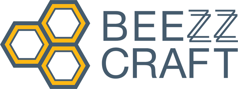 BeezzCraft Logo 2Color